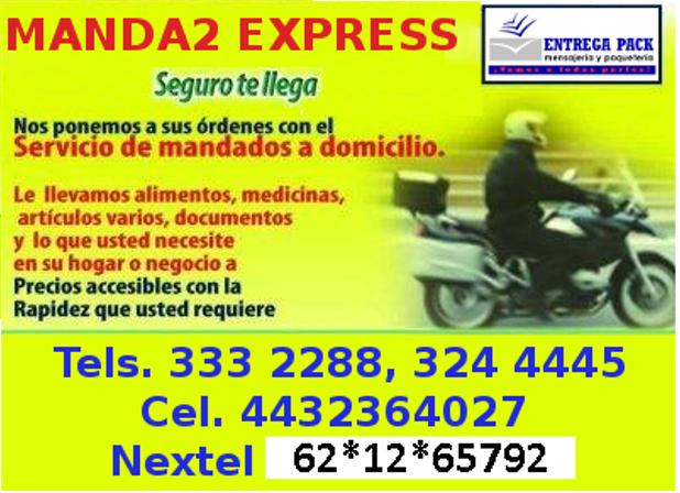 Mandados Express